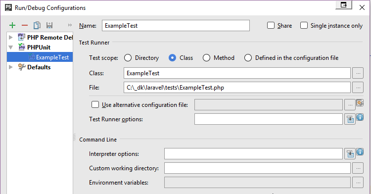 Settings/EditRunConfigurationRemoteExampleTestDebug